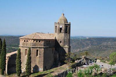TURISMO VERDE HUESCA. Iglesia de Bierge